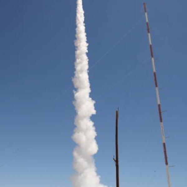 SDO Calibration Sounding Rocket Launch