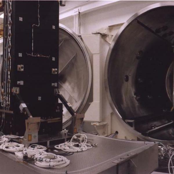 CASA vacuum chamber