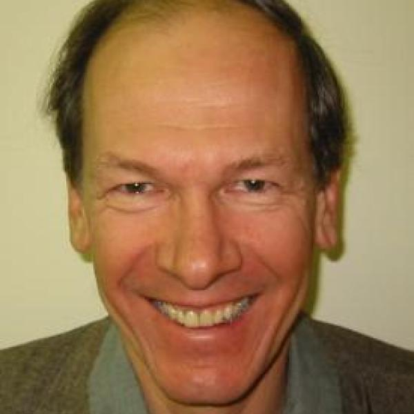 Headshot of Prof. John Bally