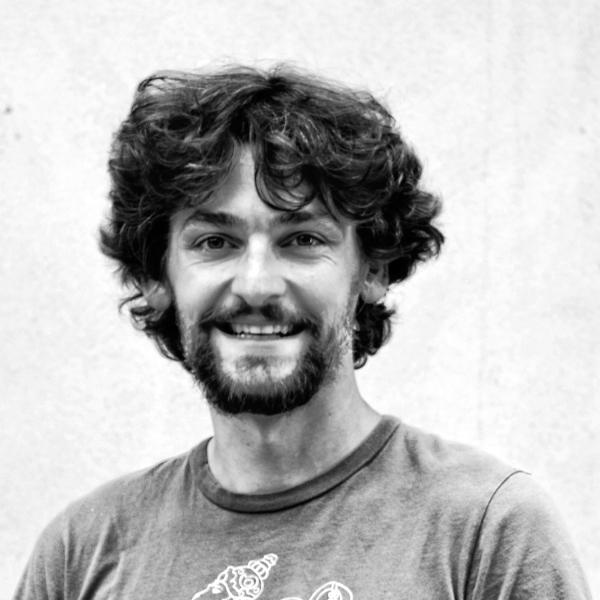 Headshot of Prof. Ben Brown