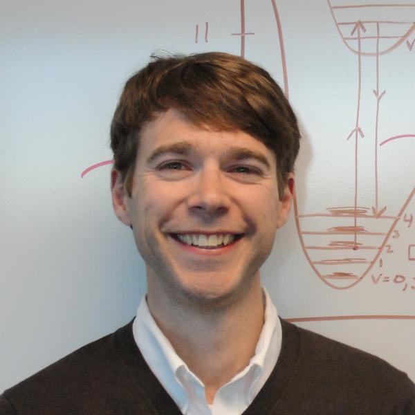 Headshot of Prof. Kevin France