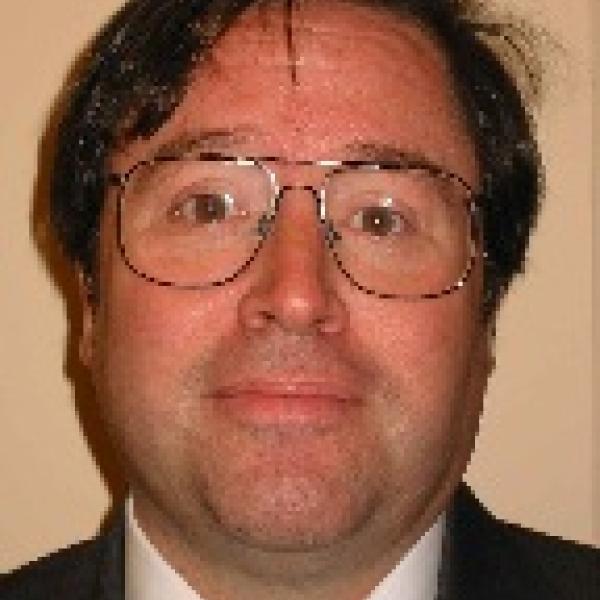 Headshot of Prof. James Green