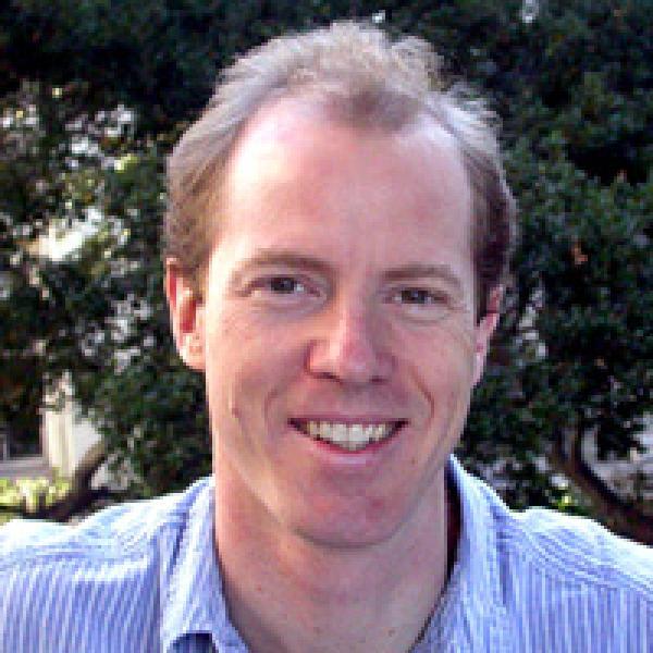 Headshot of Prof. Nils Halverson