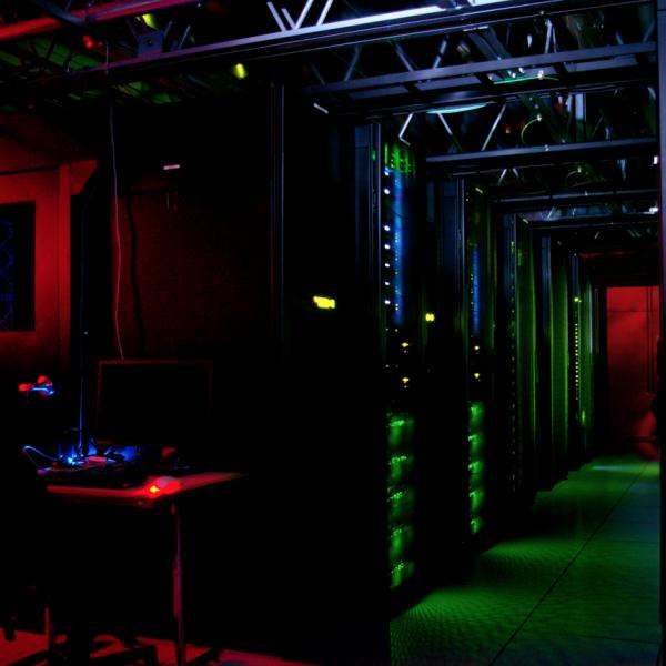 supercomputer bank