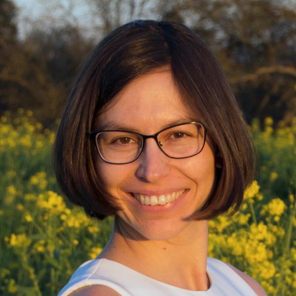 Headshot of Prof. Maria Kazachenko