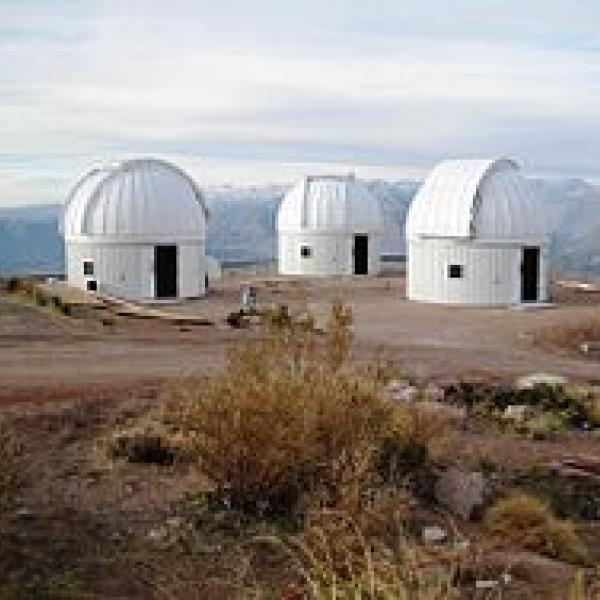 Photo of the Las Cumbres Observatory