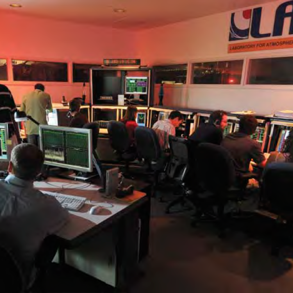 LASP Mission Control