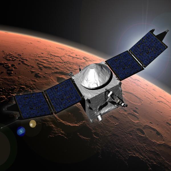 mars atmosphere and volatile mission design