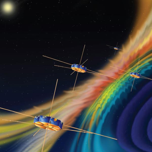 magnetosphere multiscale mission design