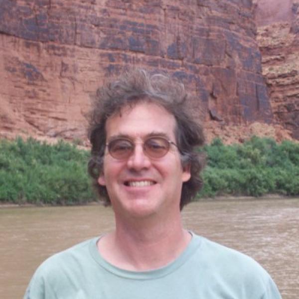 Headshot of Prof. Mark Rast