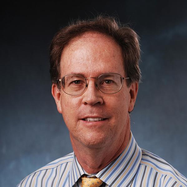 Headshot of Prof. Michael Shull