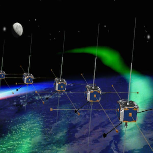 themis mission spacecraft