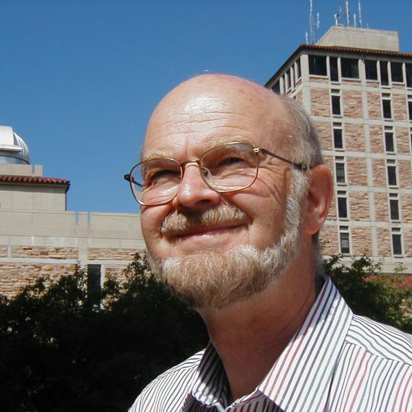 Headshot of Prof. Juri Toomre