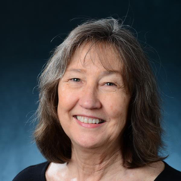Marsha Burch, Office Manager for the Department of Astrophysics and Planetary Sciences