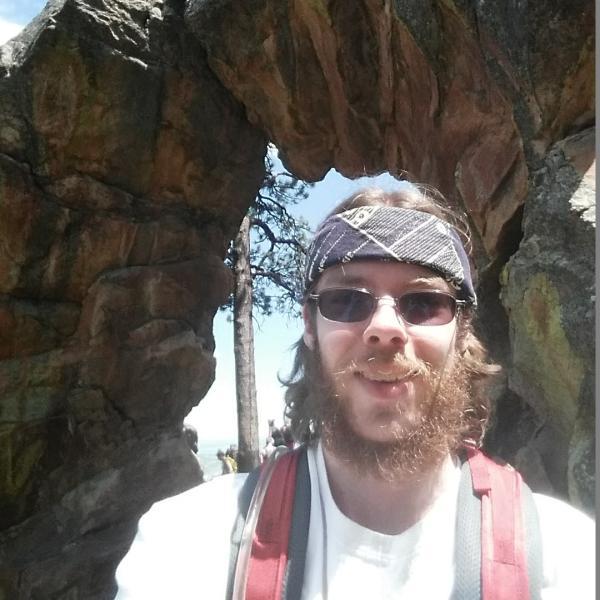 Ryan Hofmann at the Royal Arch