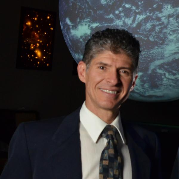 "Francisco ""Tito"" Salas, Operations Manager of Fiske Planetarium"