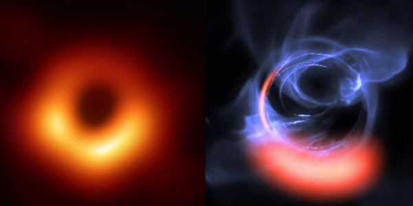 Saggitarius A*, the black hole at the center of the Milky Way