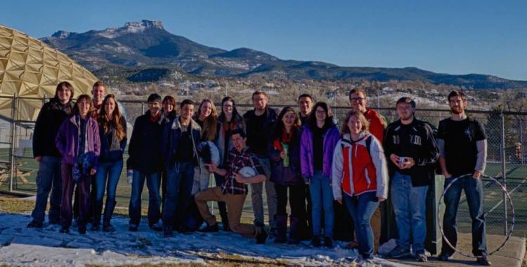 Students in Trinidad, Colorado