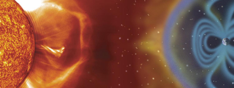 Earth Sun Connection