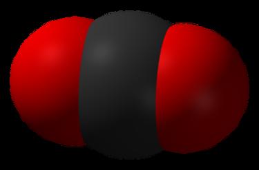 CO2 molecule