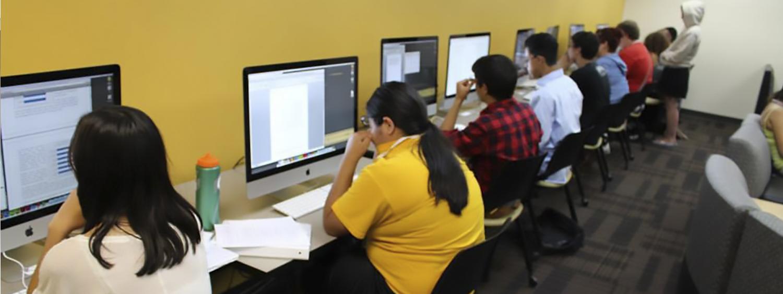 AQUETZA classroom at CU Boulder