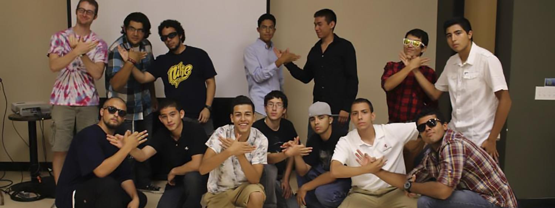 AQUETZA high school men