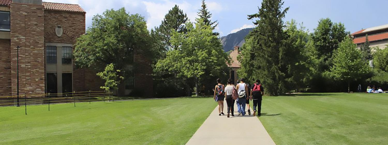 AQUETZA Scholars on CU Campus