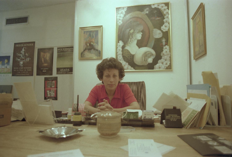 Janine Janowski, Founder and Director of Galería el laberinto