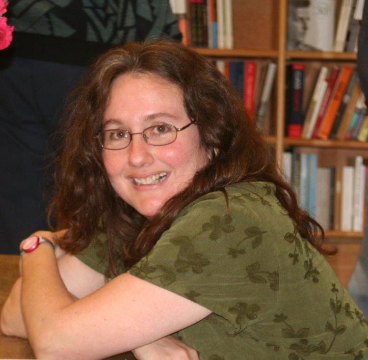 Naomi Seidman smiling