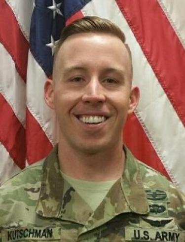 Photo of Captain Daniel Kutschman