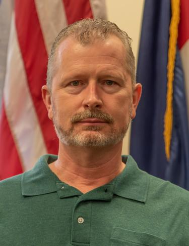 Photo of Ted Moore, Supply Tech