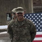 SGT Penn speech after re-enlistment.