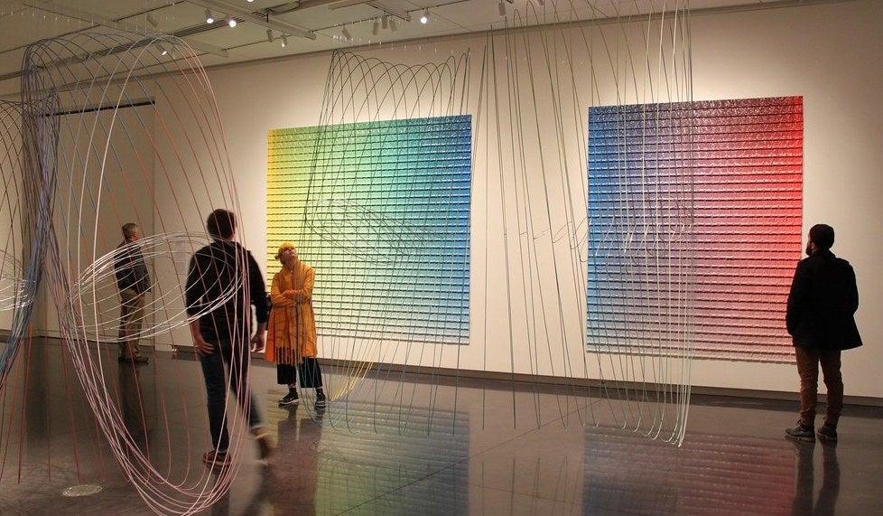 CU museum gallery