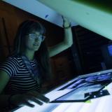 Darkroom monitor