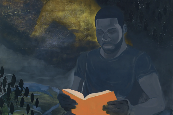"""Dominic Chambers to create an original work, """"Progress of the Soul (Reader)"""" (2021)"""