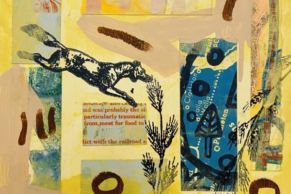 Melanie Yazzie artwork