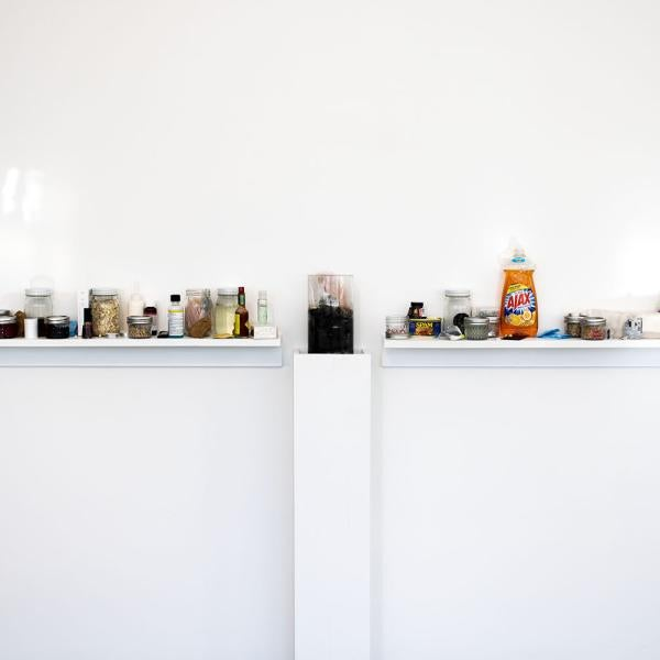 """""""Collective Grief,"""" A variety of personal and communal grief, dimensions variable, 2019"""