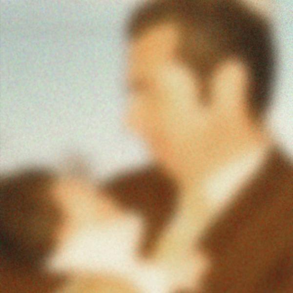 """Home with Newborn Diane, 1971"" Digitally Manipulated Film Image 13"" x 19"" 2019"