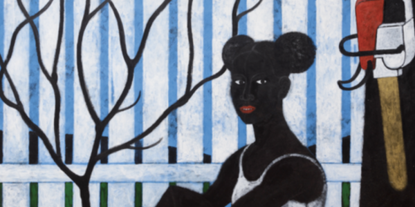 Abe Odedina, Beulah's Garden , 2018