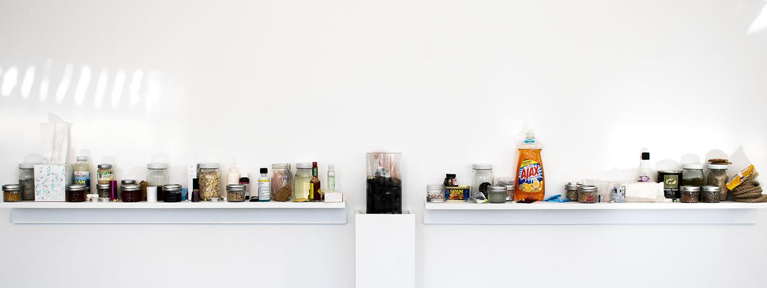 Collective Grief, A variety of personal and communal grief, dimensions variable, 2019