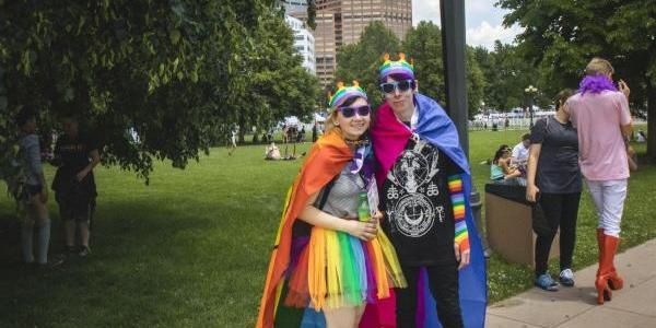 Denver Pride day