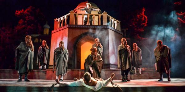 Theatrical Production at CU Boulder