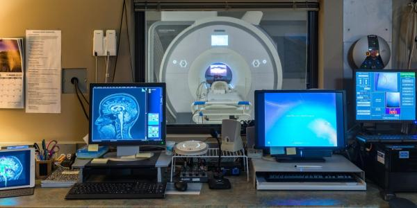 Photo of a Neuroscience Lab