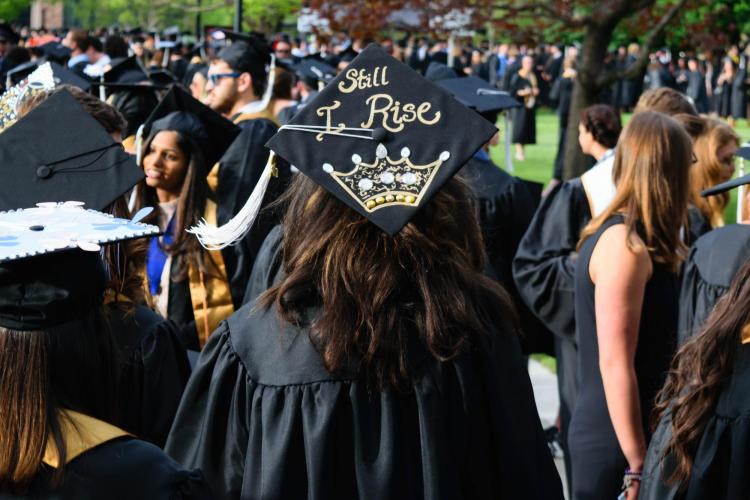 Photograph of Recent Graduates