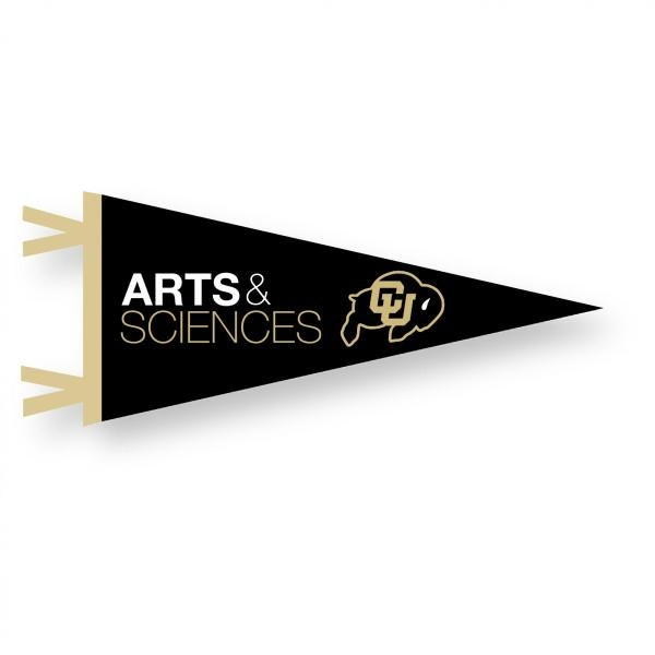 Arts and Sciences Logo Pennant