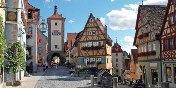 town in Bavaria