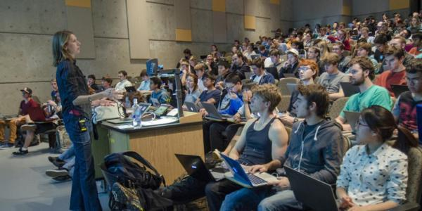 Computer science engineering class