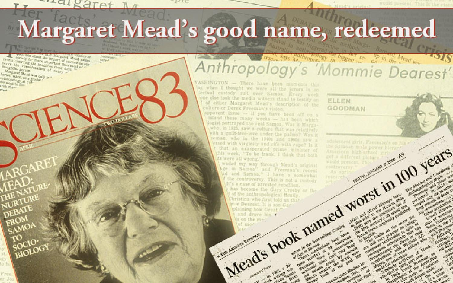 Mead S Good Name Redeemed Colorado Arts And Sciences Magazine University Of Colorado Boulder