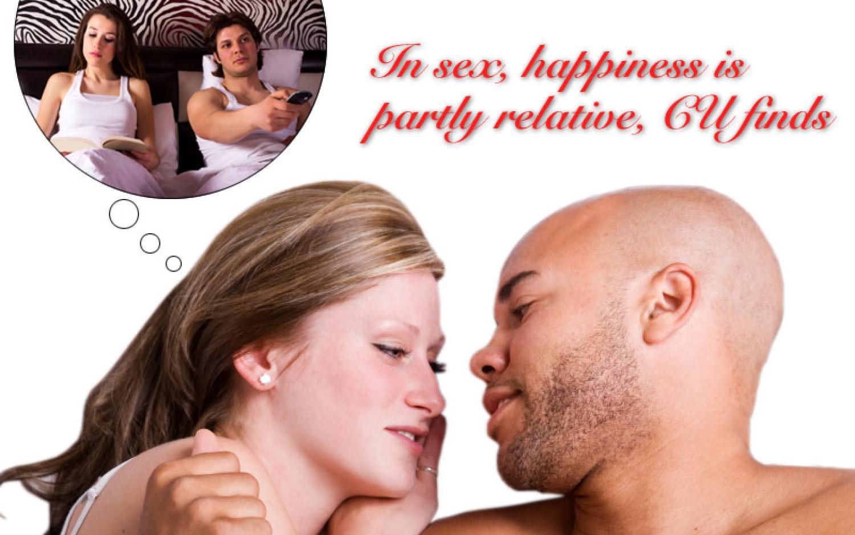 Sex is relative
