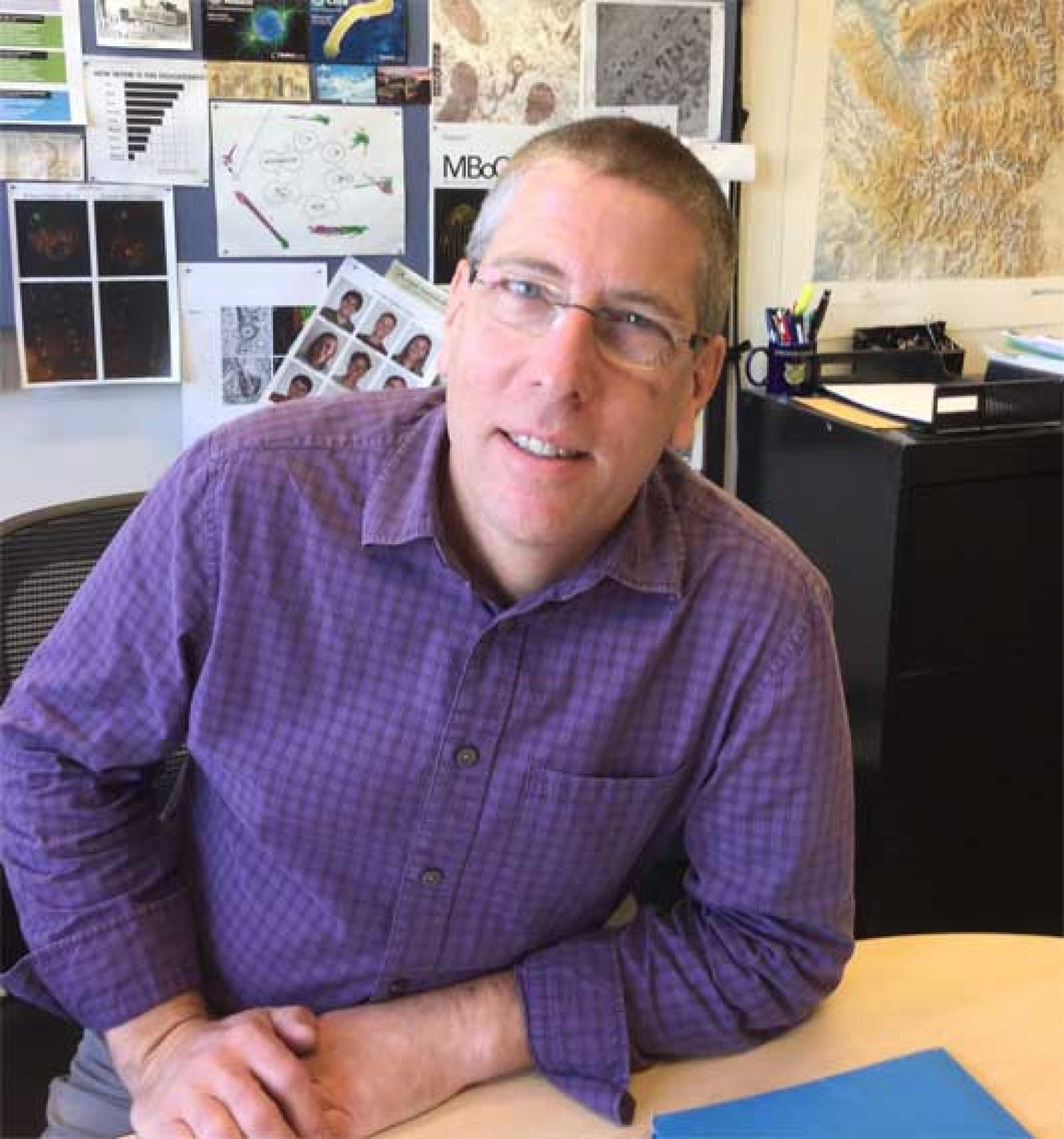 Mark Winey, professor and chair of molecular, cellular and developmental biology, leads an effort to improve the ability of scientists to reproduce results reported in scientific journals. Photo courtesy of Mark Winey.